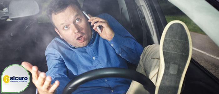 peggiori guidatori