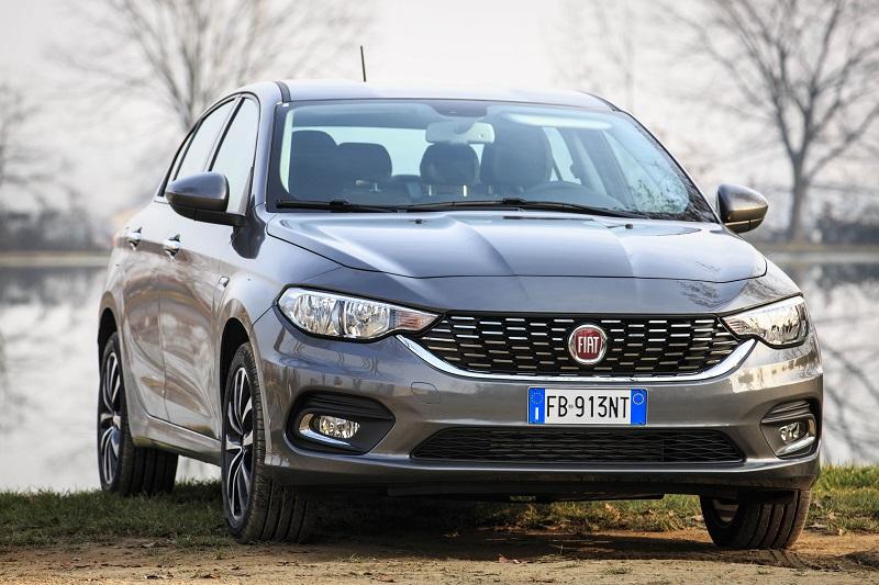 Foto Fiat Tipo – nuovo modello 2015