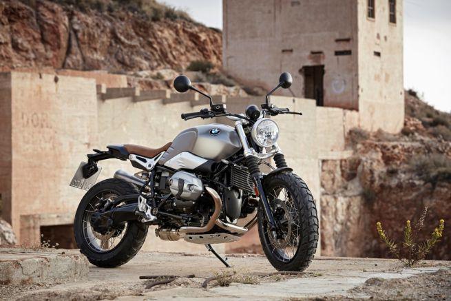 BMW R Nine T Scrambler - Novità moto 2016