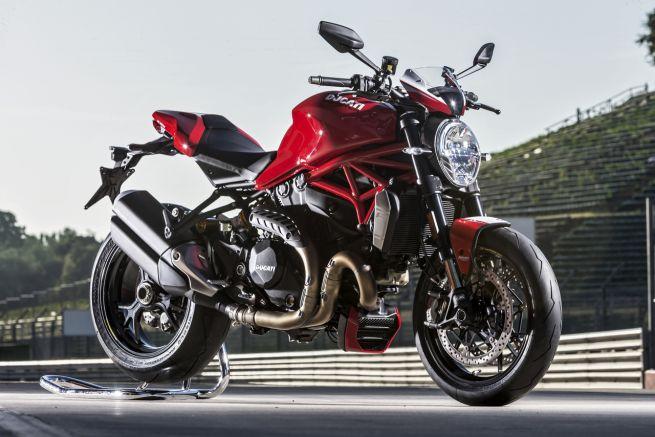 Ducati Monster 1200 R - Novità moto 2016