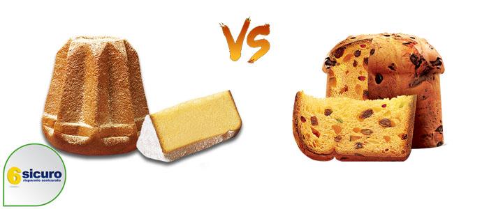 panettone vs pandoro