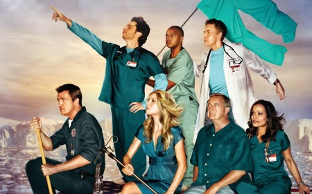 Scrubs final season