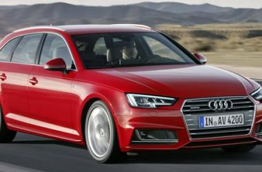 Audi A4 2016: prezzi, consumi e motori