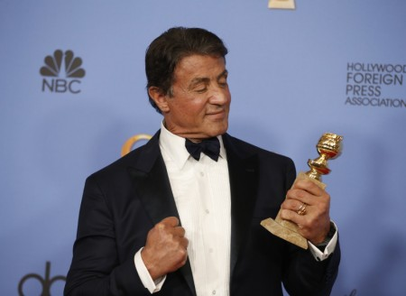 golden globe winner 2016 stallone