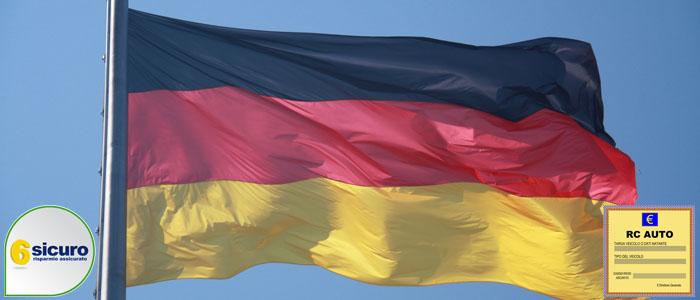 assicurazione auto germania