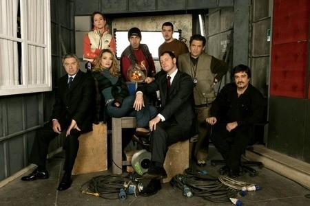 Boris serie tv italiana