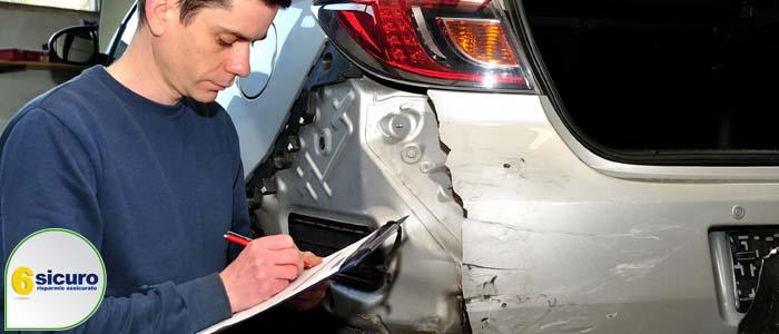 assicurazione auto incidente