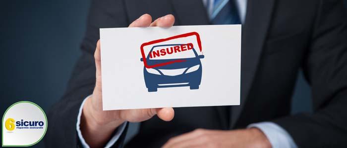 assicurazione auto sequestro