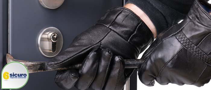 furti in abitazione come difendersi dai ladri