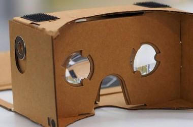 Google Cardboard: la realtà virtuale in una scatola di cartone