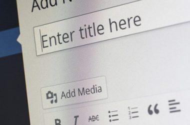 Scrivere contenuti: 5 plugin il tuo blog WordPress