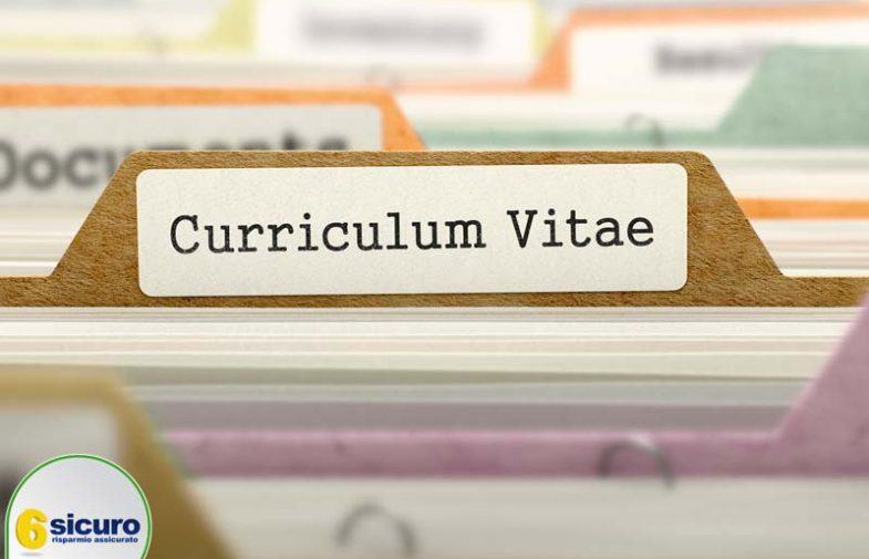 Come fare un curriculum vitae: modelli e consigli utili