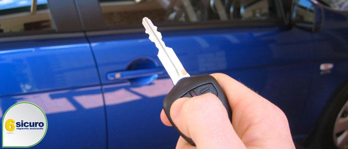 assicurazione auto doppia chiave
