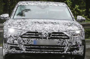 Audi A8 MY 2018: anticipazioni sul nuovo modello