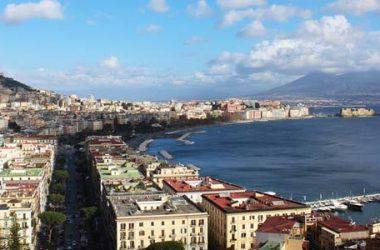 Blocco traffico Napoli: date, orari e mappa