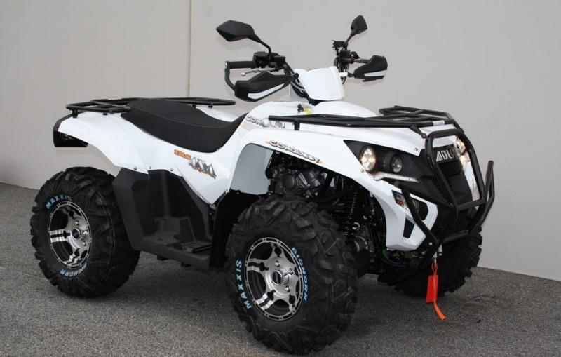 quad Adly 600U