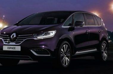 Renault Espace 2016: prezzi, consumi e motori