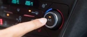 Sosta con l'aria condizionata: multa fino a 435 euro