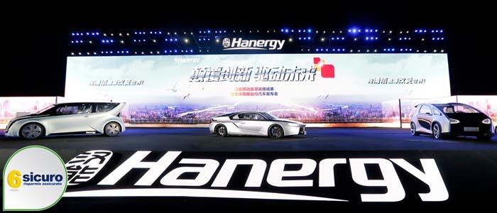 Hanergy Solar R