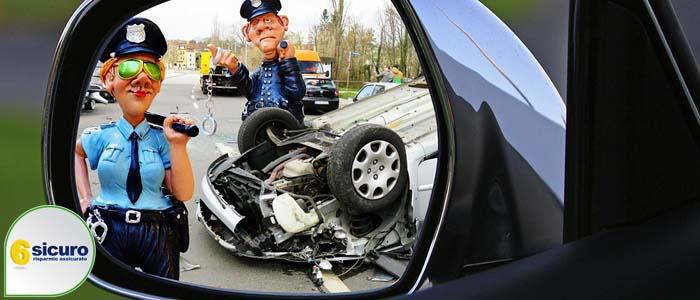 assicurazione auto truffa incidente