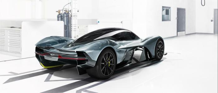 rb 2016  Aston Martin RB 001 2016: prezzi, consumi e motori
