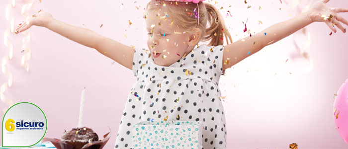 festa di compleanno low cost per bambini