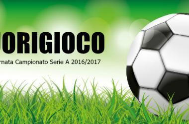 Fuorigioco, 6 considerazioni sulla seconda giornata di serie A 2016/2017