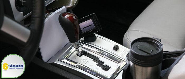 auto con cambio automatico