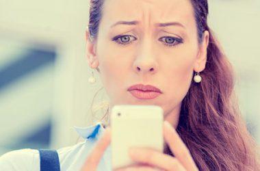 Gli smartphone con la peggiore ricezione