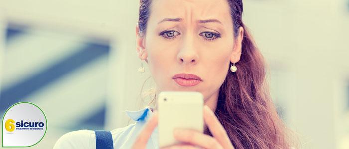 smartphone con la ricezione peggiore