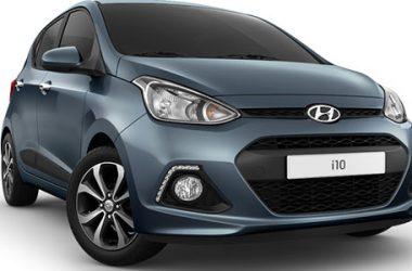 Hyundai i10: prezzi, consumi e motori