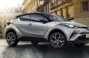 Toyota CH-R: prezzo, consumi e motori