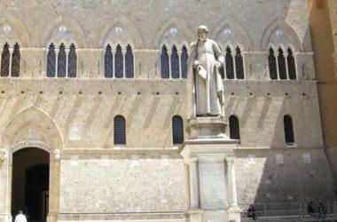 Banca Monte dei Paschi di Siena: +56% in una settimana