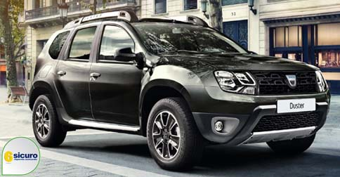 Dacia duster black shadow prezzo consumi e motori for Dacia duster urban explorer prezzo