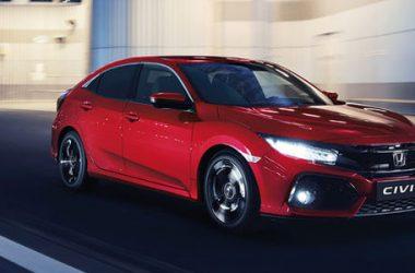 Honda Civic 2017: prezzo, consumi e motori
