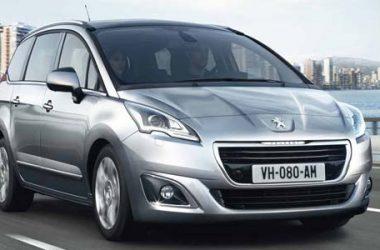 Peugeot 5008: prezzi, consumi e motori