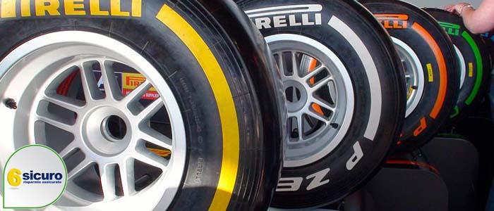 pneumatici silenziosi pirelli