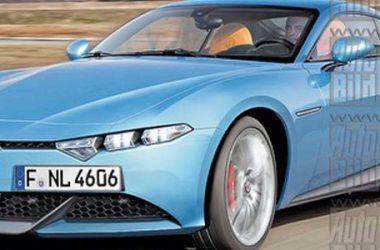 Alfa Romeo Brera: un nuovo render online