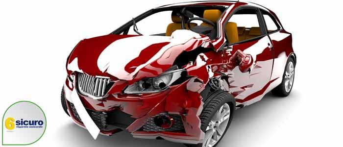 assicurazione auto contro incidenti