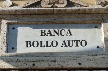Bollo auto Lombardia: sconto con la domiciliazione bancaria