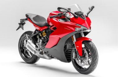 Ducati Supersport: prezzo, motore e ciclistica