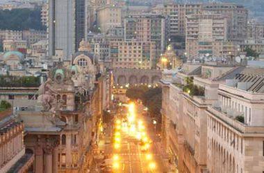 Incidente stradale a Genova: auto travolge i passanti