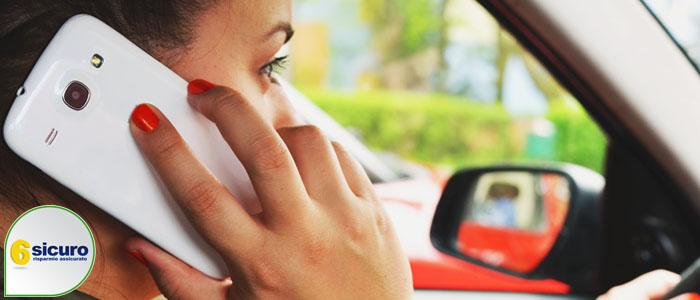 incidenti stradali distrazioni