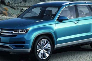 Volkswagen Atlas: prezzo, consumi e motori