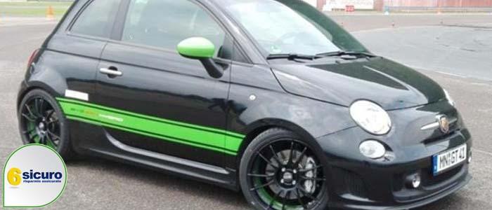 Fiat 500 Abarth Evo 350 Hybrid