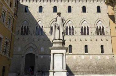 Banca Monte dei Paschi di Siena: la Bce chiede 8,8 miliardi