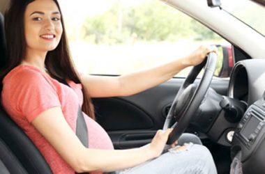 Cintura di sicurezza in gravidanza: come usarle, esenzione, multe