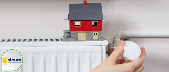 Valvole termostatiche termosifoni obbligo funzionamento for Installazione valvole termostatiche