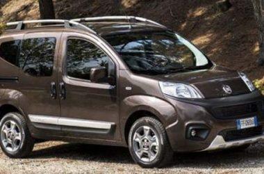 Fiat Qubo 2017: prezzi, consumi e motori
