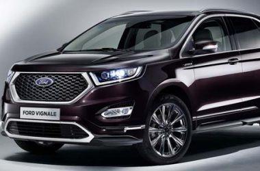 Ford Edge Vignale: prezzi, consumi e motore